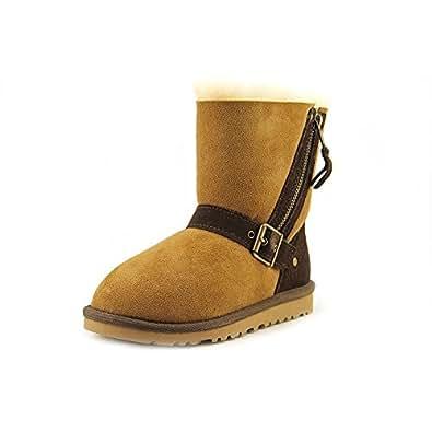 UGG Australia Kids Blaise Boot Chestnut Size 6