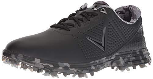 Callaway Men's Coronado Golf Shoe, Black Multi, 9 M US