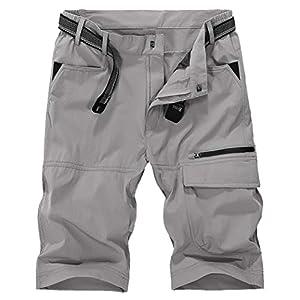 Damen Trekkinghose 2in1 Lang 3//4 Lang Trekking Hose Wanderhose Sporthose NEU