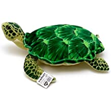 Olivia the Tortoise | 20 Inch Big Sea Turtle Stuffed Animal Plush | By Tiger Tale Toys