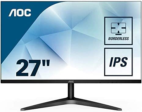 AOC 27B1H 1920x1080 Frameless Flicker Free
