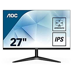 Image of the product AOC 27B1H 27 Full HD that is listed on the catalogue brand of AOC. With an score of 4.0.