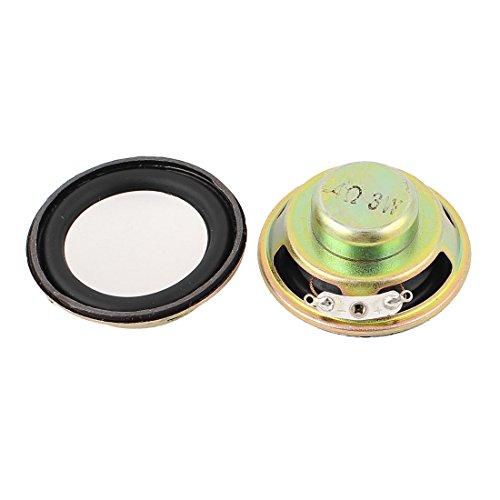 uxcell Neodymium Magnetic Full range Loudspeaker