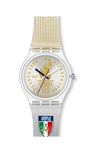 Swatch - Reloj Swatch - GZ150I - Italian Olympic Team S - GZ150I: Amazon.es: Relojes