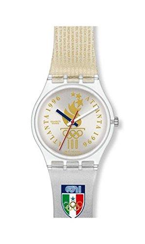 Swatch - Reloj Swatch - GZ150I - Italian Olympic Team S - GZ150I: Amazon.es: Relojes