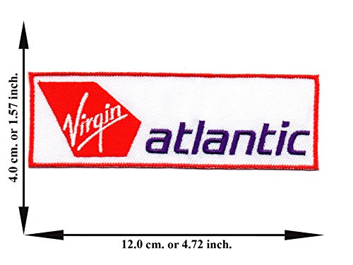 virgin-atlantic-colour-white-red-embroidered-applique-iron-on-patch-t-shirt-cap-jeans-bag
