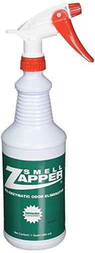 Smell Zapper 269350 Counter Display Self Shipper- Contains 6EA Smoke & 6EA Bioenzymatic (Display Shipper)