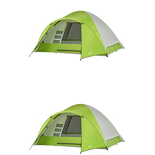 Wenzel 8 Person Portico 10 x 12 Ft. Outdoor Family Camping T