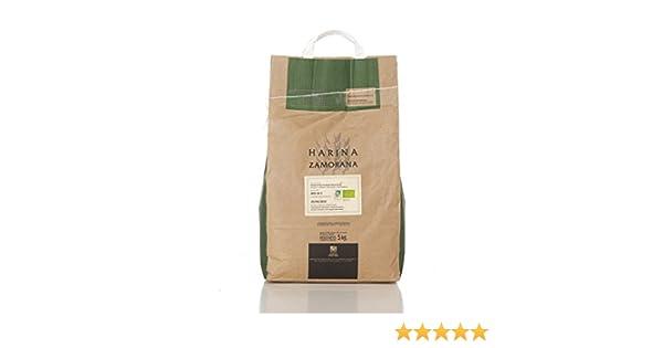 Harina de Espelta Ecológica blanca 5 kg: Amazon.es: Alimentación y bebidas