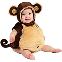 ACE SHOCK Newborn Baby Infant Cute Monkey Costume Photography Prop Outfit