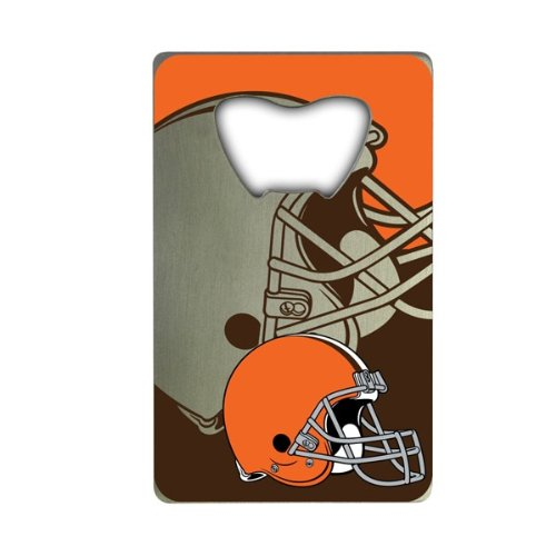NFL Cleveland Browns Credit Card Style Bottle Opener