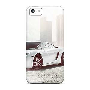 Case Cover Lamborghini Gallardo Supercar/ Fashionable Case For Iphone 5c