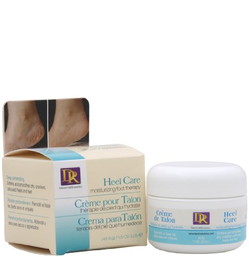 Ramsdell Heel (Daggett & Ramsdell Heel Care Moisturizing Foot Therapy 1.5oz. 6-pack)
