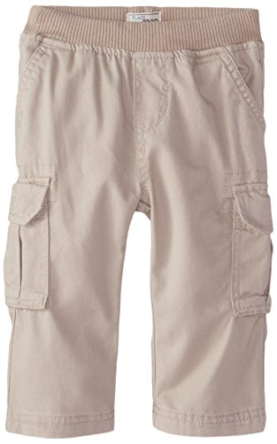 The Children's Place Baby Boys' Pull On Camo Cargo Pants, Sandwash, 12 18 Months