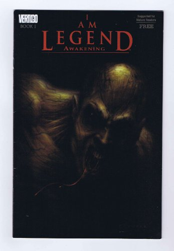 (I Am Legend Awakening 2007 Promotional Comic Book DC/Vertigo)