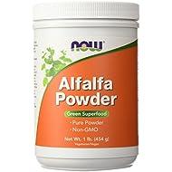 Alfalfa Powder Now Foods 1 lbs Powder