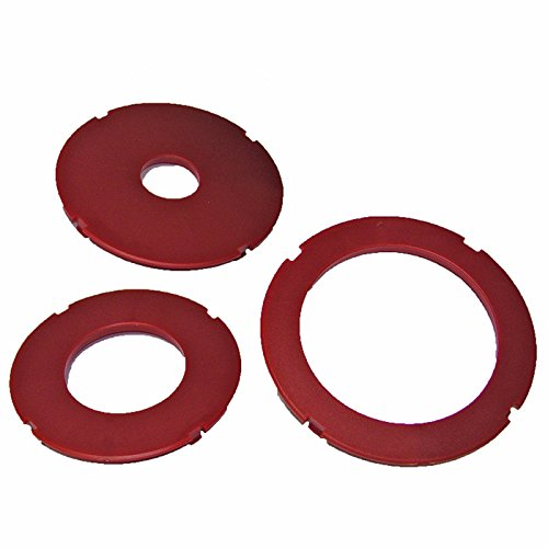 Bosch 2610915125 Router Table Insert Set Genuine Original Equipment Manufacturer (OEM) part - Table Router Insert