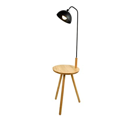 Floor lamp NAUY- Nórdicos Modernas Minimalistas de Madera ...