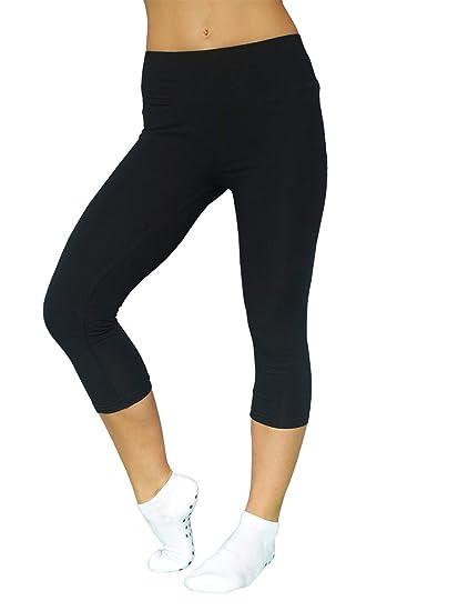 Gold Toe PowerSox Women/'s Mid Rise Yoga Flex Charcoal Ankle Leggings XL 2X