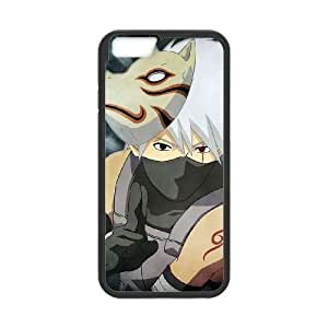 Kakashi Hatake iphone 6 4.7 Inch Cell Phone Case Black Phone Accessories JV185549
