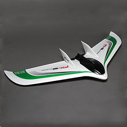 Zeta FX-61 Phantom FPV Flying Wing EPO 1550mm Wingspan RC Airplane Kit