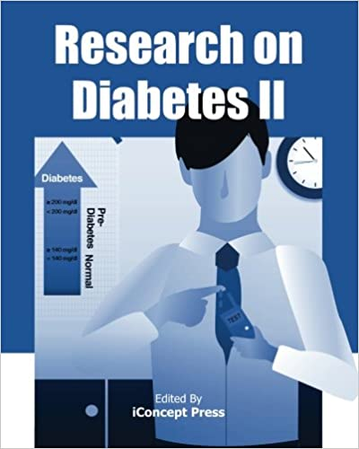Book Research on Diabetes II (black and white)