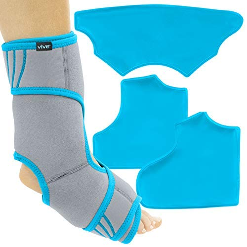 Vive Ankle Ice Pack