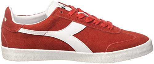 Italia Men's Original B Rosso Ferrari Bianco Gymnastics Vlz Red Shoes Diadora zwSqRdS