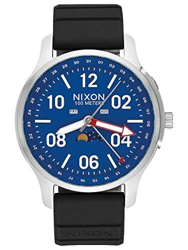 Nixon Ascender Sport Silver/Blue One Size