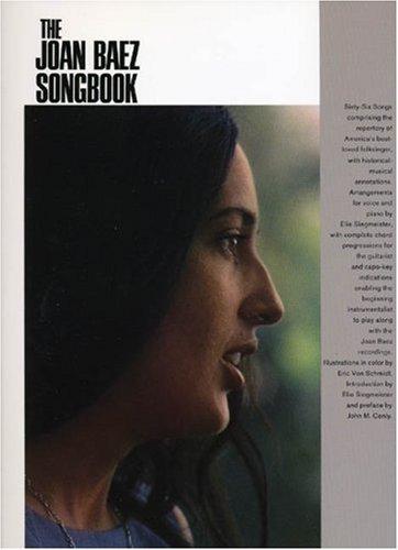 The Joan Baez Songbook: P/V/G Folio