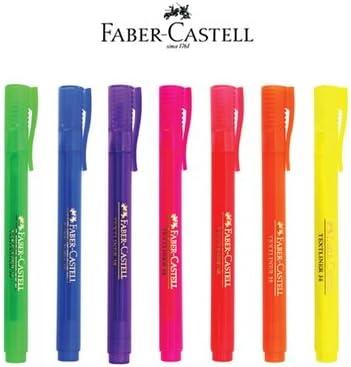 Faber Castell Textliner 38 rotuladores marcadores (Pack de 7 ...