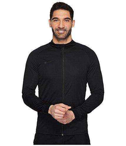 NIKE Men's Dry Academy Track Jacket (Black/Black/Black, Medium)
