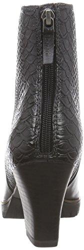 Tamaris 25392 - botas de material sintético mujer negro - negro
