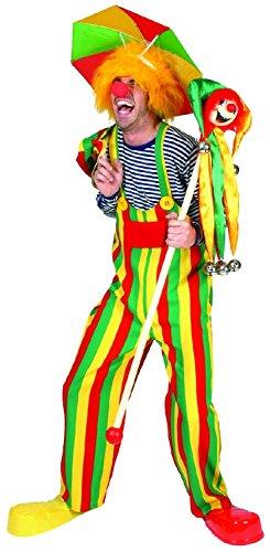Clown Overalls (Choo-Choo Charlie Clown Overalls)