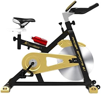 Fitness House Racer Sports Gold Bicicleta de Ciclismo Indoor ...