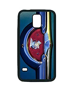 1953 Mercury Monterey Emblem ~ For Case Samsung Galaxy Note 2 N7100 Cover Black Hard Case ~ Silicone Patterned Protective Skin Hard For Case Samsung Galaxy Note 2 N7100 Cover - Haxlly Designs Case