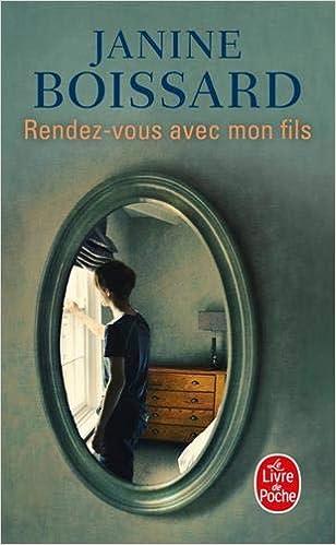Rendez Vous Avec Mon Fils Le Livre De Poche French