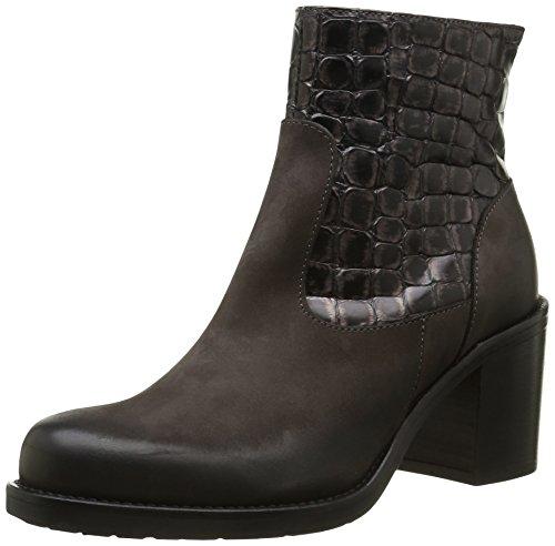 Nero Africa Boots Women Boreale Piu Nabuk Black Donna TP0XUqwX
