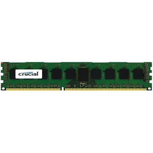 - Crucial CT102472BA186D 8GB DDR3 Memory Module - 1866 MT/s (PC3-14900) - CL13 - Unbuffered - ECC - UDIMM - 240pin