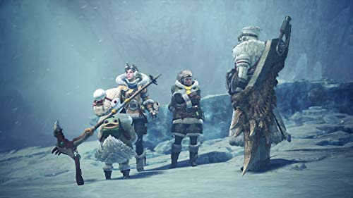 Monster Hunter World: Iceborne Master Edition Deluxe - Xbox One