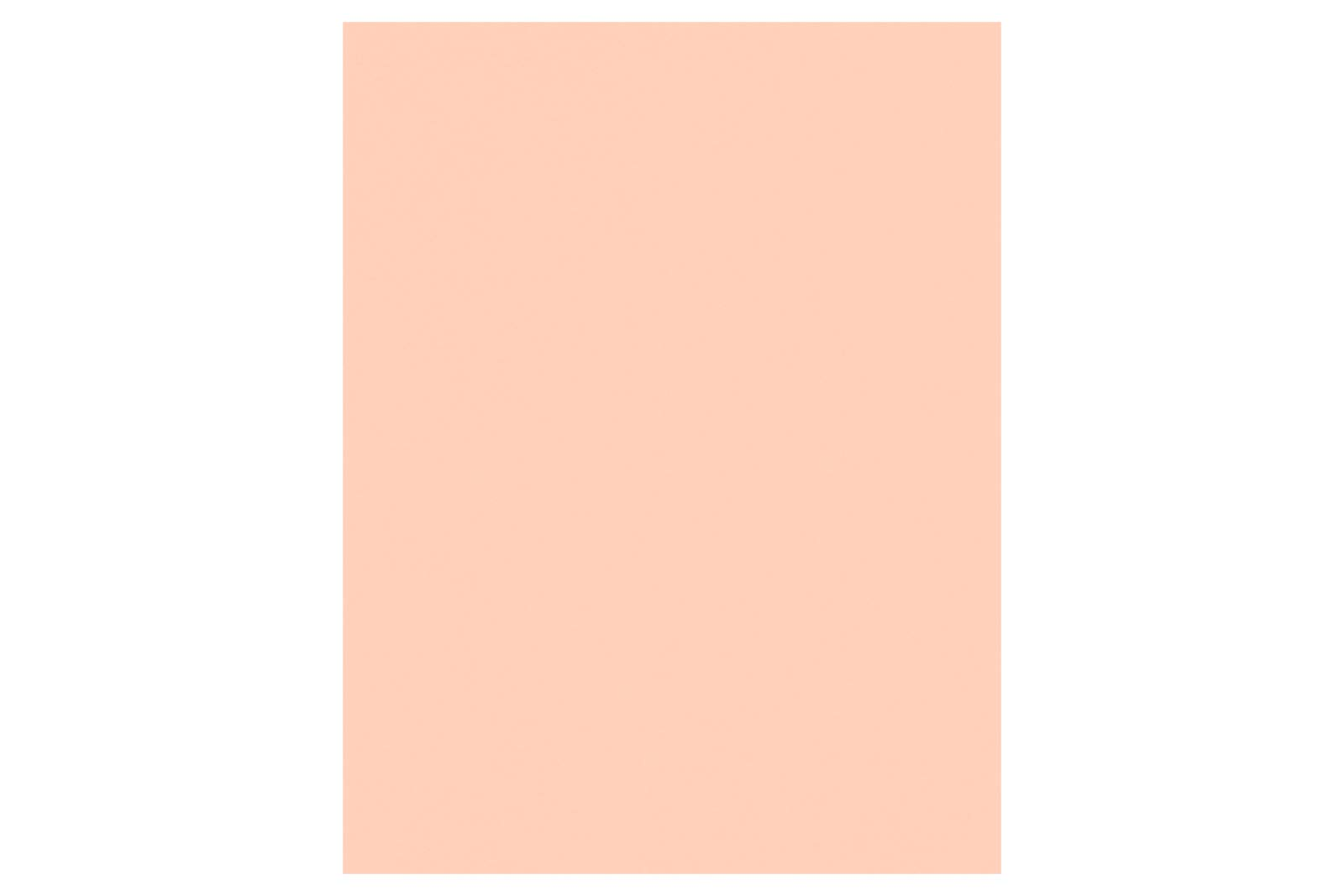 8 1/2 x 11 Cardstock - Blush (50 Qty.) | Perfect for Holiday Crafting, Invitations, Scrapbooking, Cards and so much more! | 81211-C-114-50