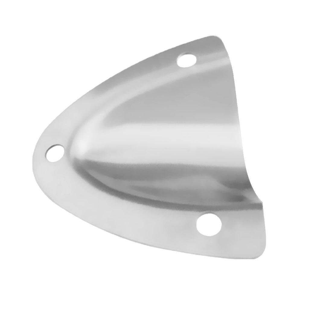 Stainless Steel Midget Vent Clam Shell Vent Small Boat Marine