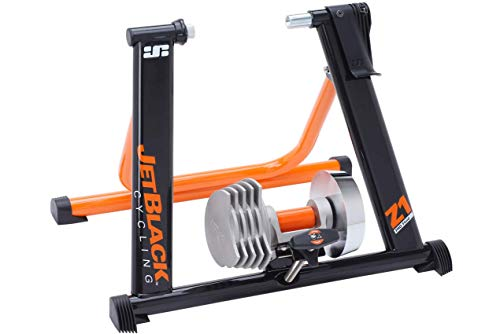 (Jet Black Z1 Pro Fluid Trainer)