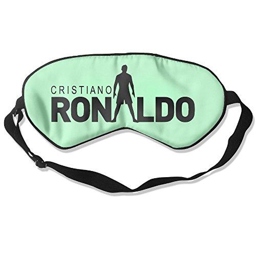 Price comparison product image BUOIE Sleeping Mask Cristiano Ronaldo Logo Eye Bag