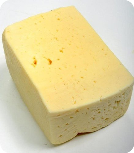 Creamy Havarti Cheese (Whole Block) Approximately 8 Lbs by For The Gourmet