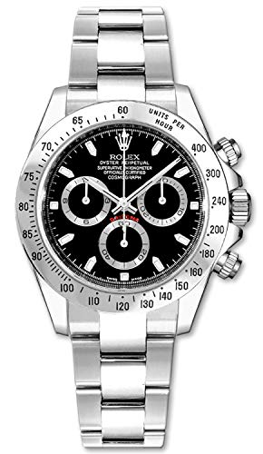 (Rolex Daytona Oyster Perpetual Cosmograph Mens Watch 116520)