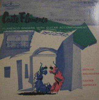 Perico De Lunar: Cante Flamenco Guitar Vol II Vinyl Lp