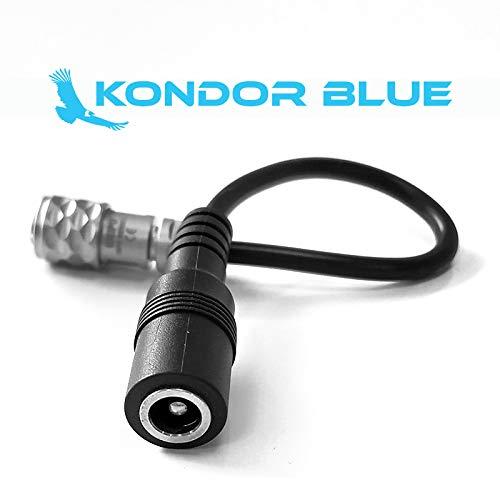 - KONDOR BLUE BMPCC4K to DC 5.5/2.5 Barrel Socket Power Adapter Cable (Female) 6in 15cm Weipu Blackmagic Pocket Cinema Camera 4K