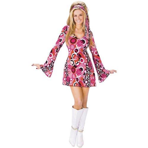 Feelin039; Groovy Costume - Small/Medium - Dress Size 2-8