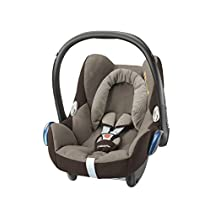 Maxi-Cosi CabrioFix - Silla de coche grupo 0+ (0 – 13 kg), Marrón (Earth Brown)